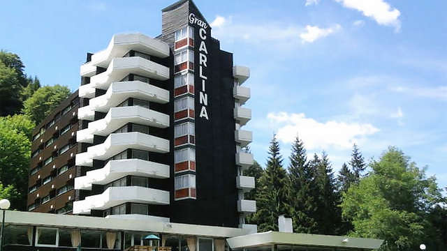 Hotel Gran Carlina