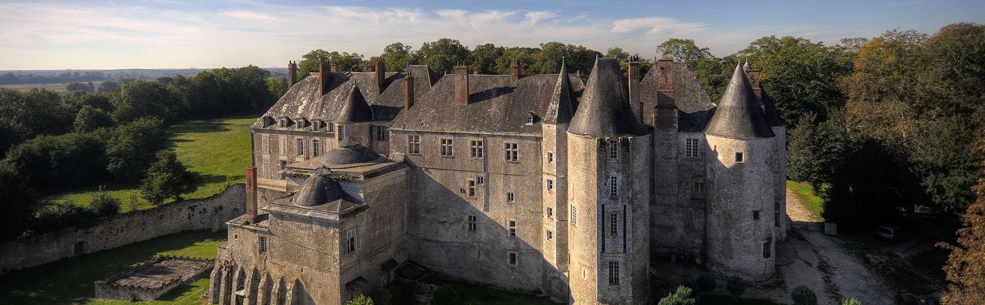 Séjour avec dîner à la découverte du château de Meung sur Loire  (à partir de 2 nuits)