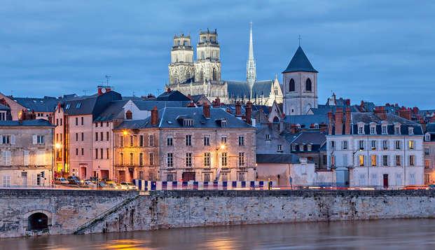 Week-end à Orléans avec citypass