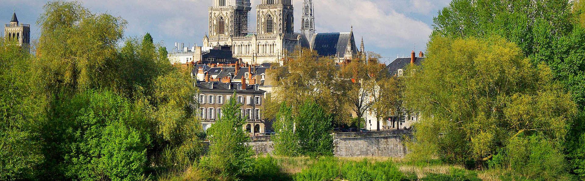 Évasion et calme au cœur d'Orléans
