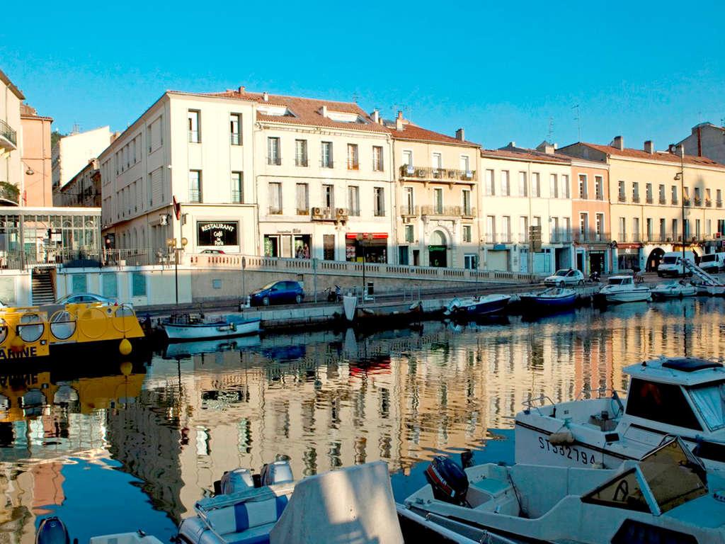 Séjour Languedoc-Roussillon - Week-end dans la petite Venise du Languedoc-Roussillon  - 3*