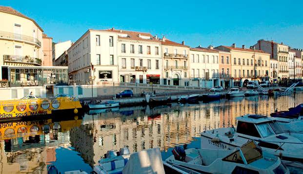 Week-end dans la petite Venise du Languedoc-Roussillon