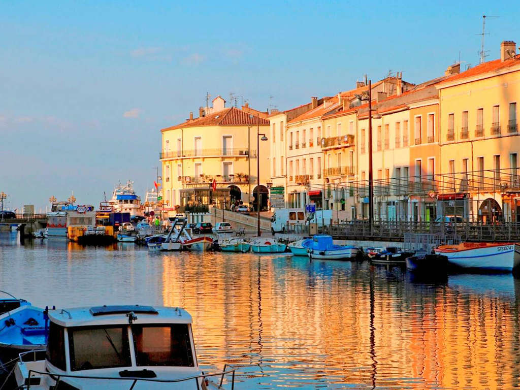 Séjour Sète - Week-end détente à Sète en suite duplex  - 3*
