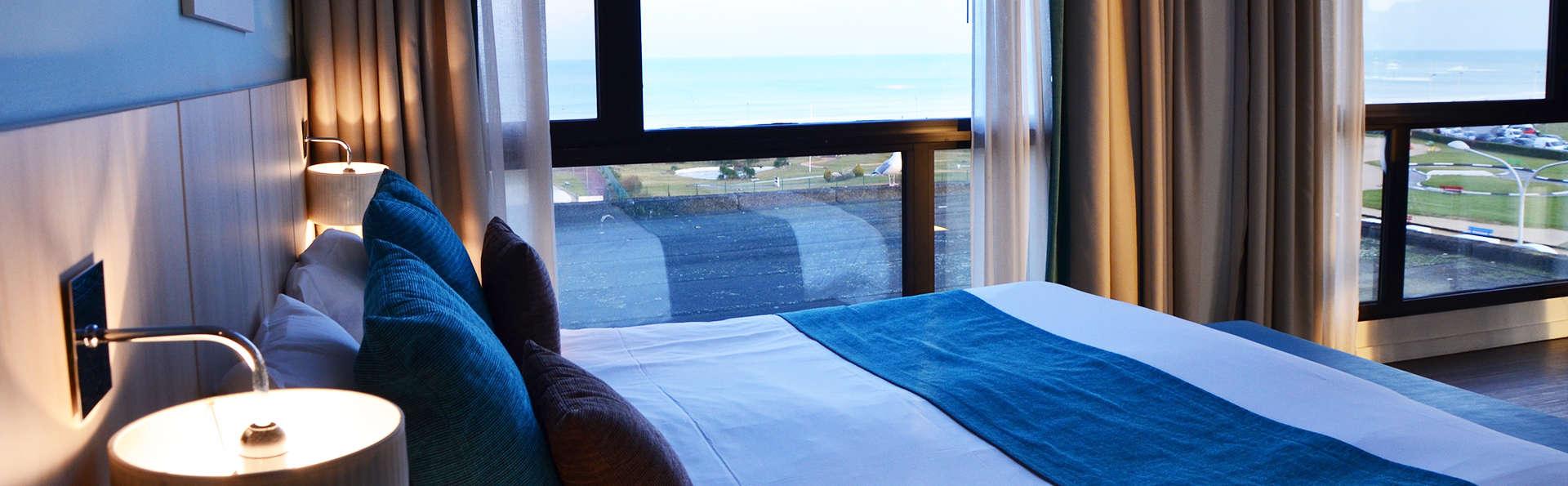 Week-end en suite vue mer à Dieppe