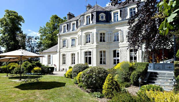 Escapade bourgeoise au Château Cléry à Boulogne sur Mer
