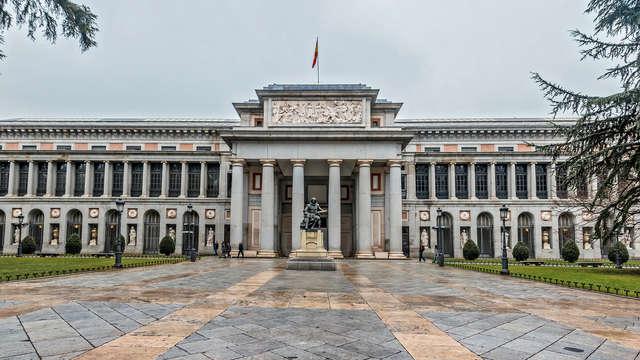 Escapada en un exclusivo hotel en la Gran Vía con entradas al Museo del Prado