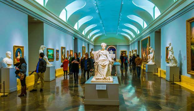 Découvrez le musée du Prado et profitez de Madrid