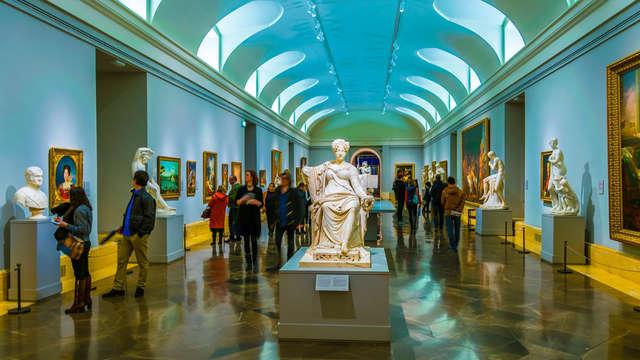 Descubre el Museo del Prado y disfruta de Madrid
