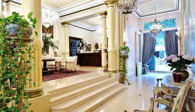 Hotel Manos Premier - reception