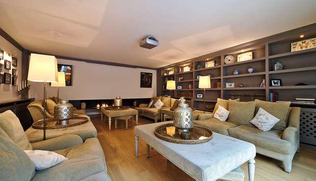 Hotel Manos Premier - salon