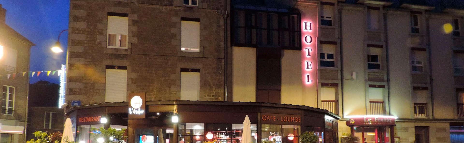Hôtel Restaurant Le Fruitier - edit_front.jpg
