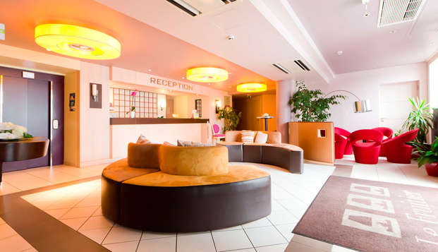 Hotel Restaurant Le Fruitier - reception