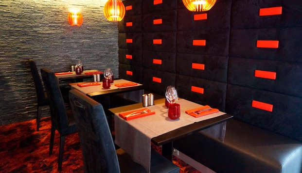 Hotel Restaurant Le Fruitier - restaurant