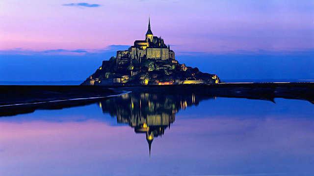 Week-end détente près du Mont Saint Michel