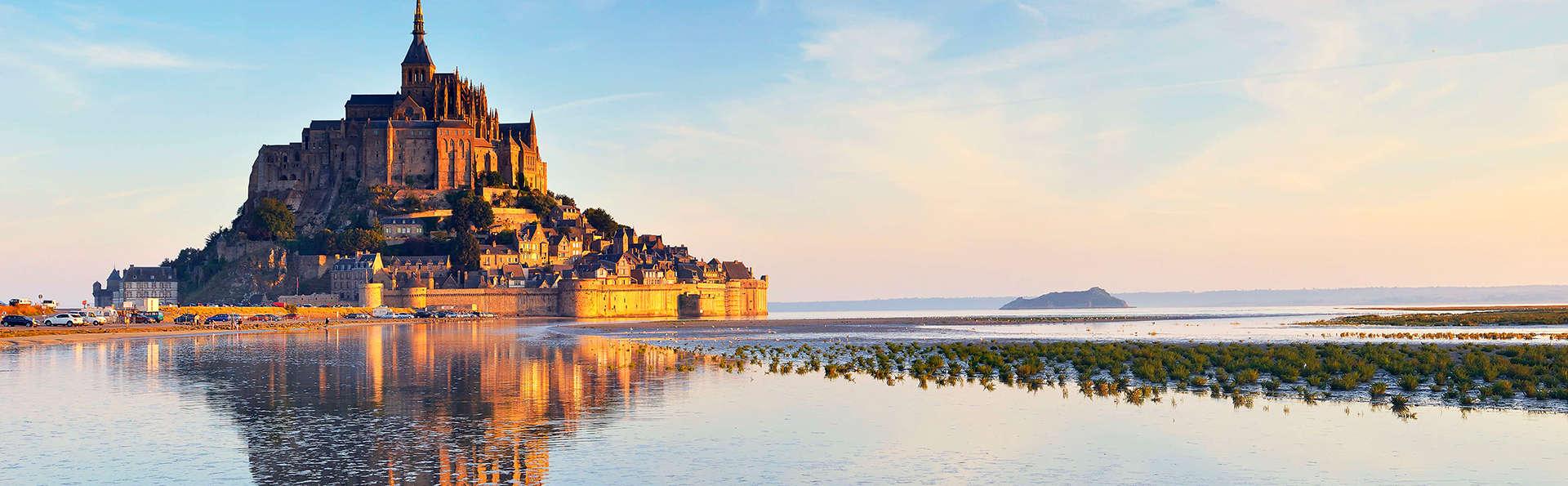 Week-end en chambre privilège près du Mont Saint Michel