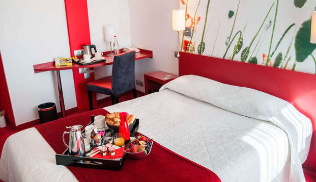 Hotel Restaurant Le Fruitier - room