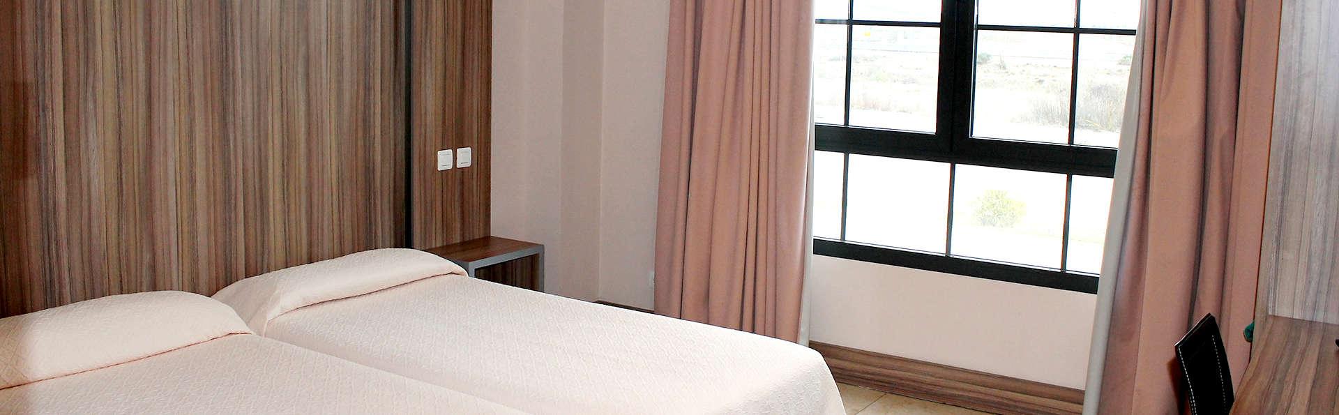 Découvrez Dueñas près de Palencia dans un hôtel 3 étoiles