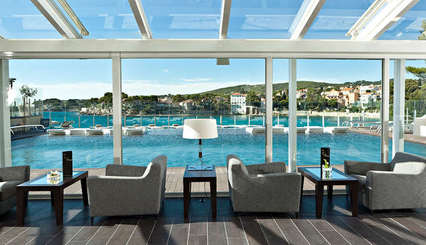 Hotel Ile Rousse Spa by Thalazur - Bar