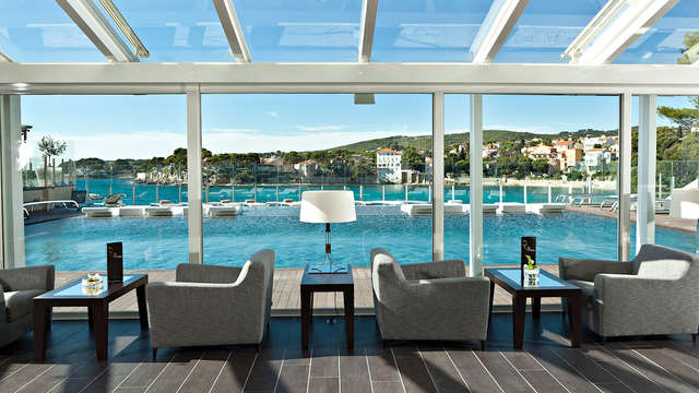 Hotel Ile Rousse Spa by Thalazur