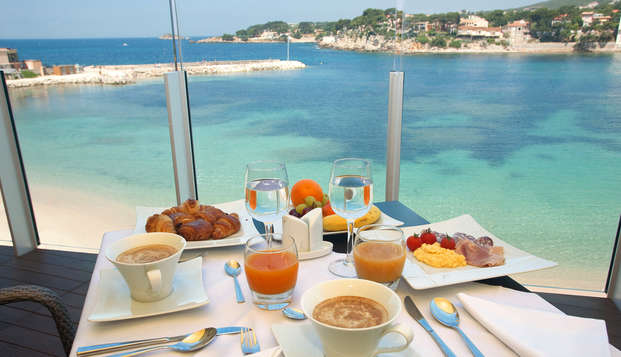 Hotel Ile Rousse Spa by Thalazur - Food