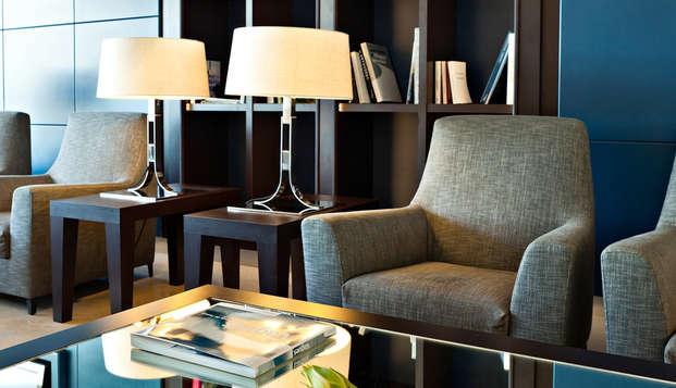 Hotel Ile Rousse Spa by Thalazur - Lounge