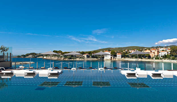 Hotel Ile Rousse Spa by Thalazur - Pool
