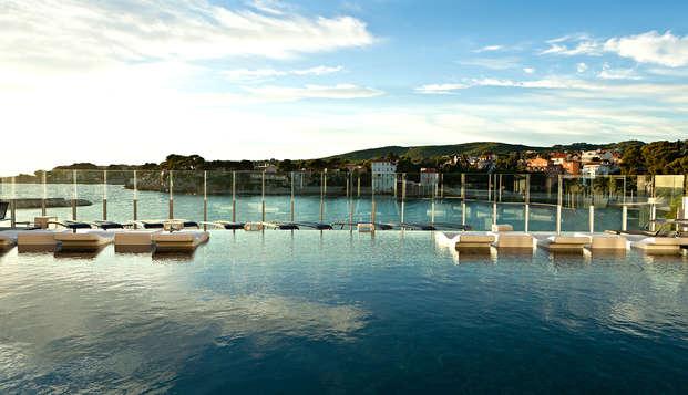 Week-end à Bandol les pieds dans l'eau avec accès à l'espace marin