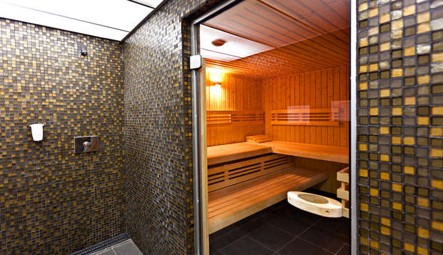 Hotel Ile Rousse Spa by Thalazur - Sauna