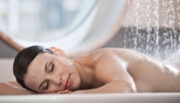 Escapade romantique avec massage, dîner et champagne sur l'Ile de Ré