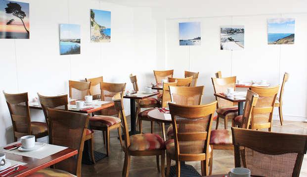 Relais Du Silence Hotel Ker Moor Preference - bar