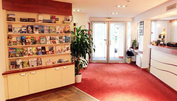 Relais Du Silence Hotel Ker Moor Preference - reception