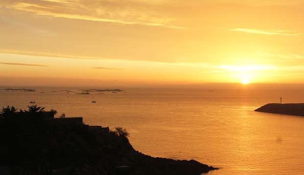 Relais Du Silence Hotel Ker Moor Preference - sunset