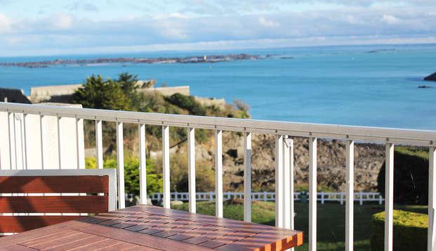 Relais Du Silence Hotel Ker Moor Preference - terrace