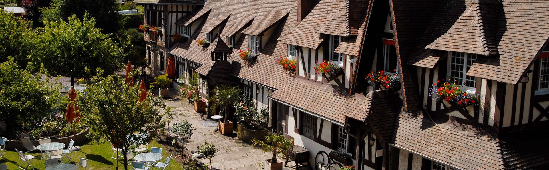 Hostellerie de la Vieille Ferme - edit_front_garden.jpg