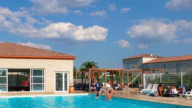 Week-end détente avec accès spa en Petite Camargue