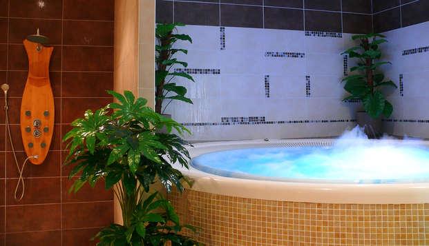 Relax con acceso al spa en la Pequeña Camarga