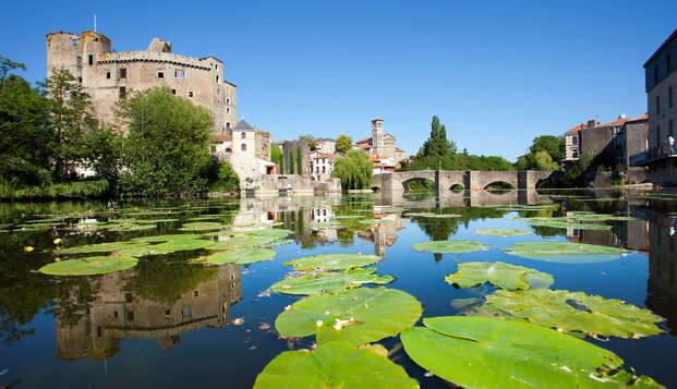 Weekend in de historische stad Clisson