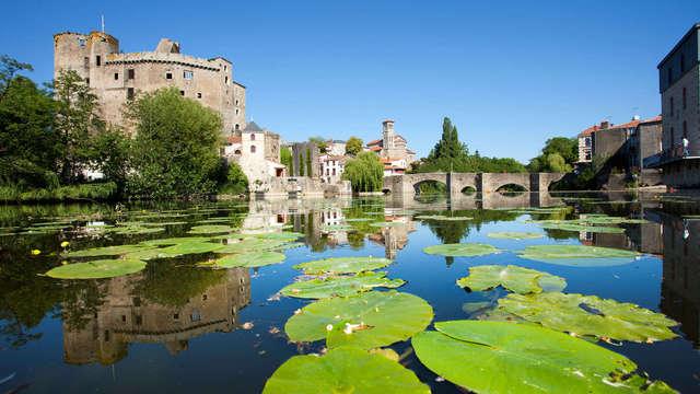 Week-end dans la ville historique de Clisson