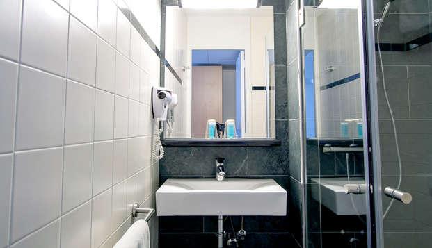 Bastion Hotel Den Haag Rijswijk - Bathroom