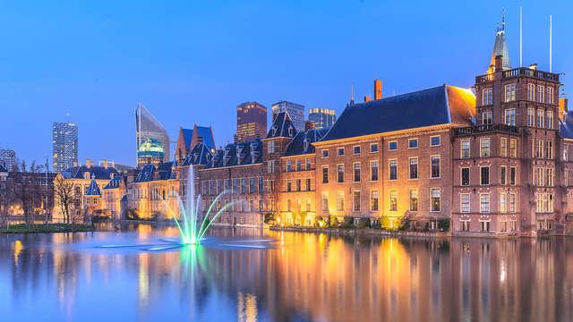 Séjournez dans une chambre de luxe près du centre-ville de La Haye