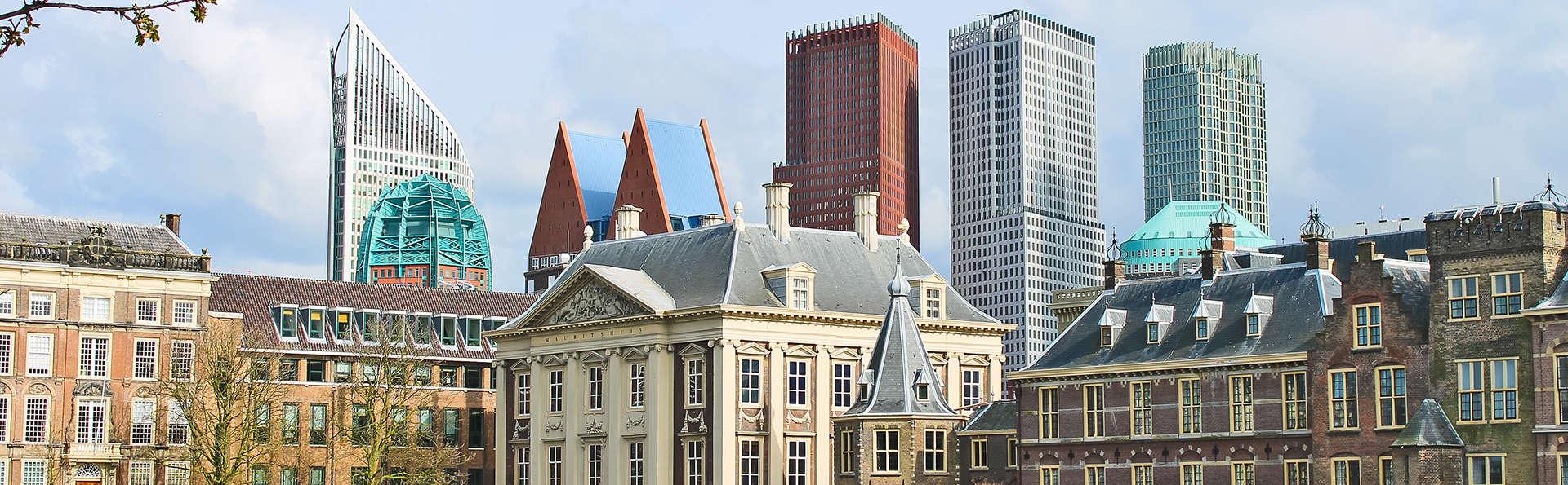 Citytrip à proximité du charmant centre-ville de La Haye