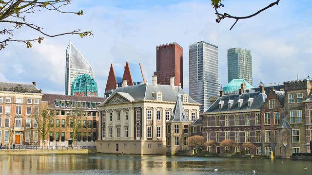 Citytrip nabij het altijd gezellige centrum van Den-Haag