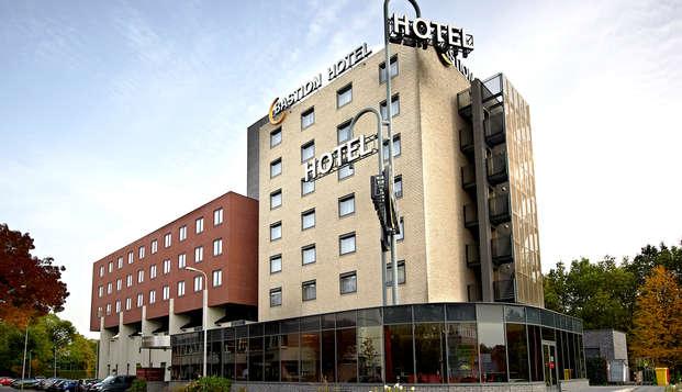 Bastion Hotel Den Haag Rijswijk - Front