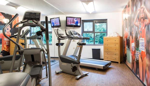 Bastion Hotel Den Haag Rijswijk - Gym