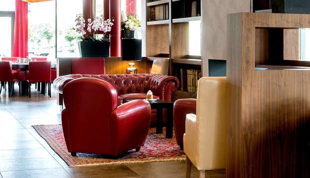 Bastion Hotel Den Haag Rijswijk - Lounge