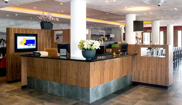 Bastion Hotel Den Haag Rijswijk - Reception
