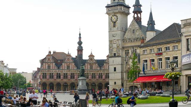 Scopri la città belga di Aalst in bicicletta (da 2 notti)