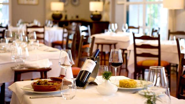 Descubre la gastronomía de la ciudad histórica de Elvas