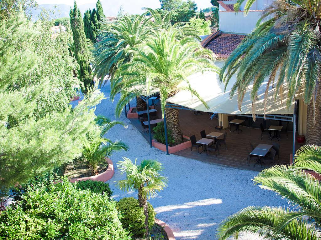 Séjour Languedoc-Roussillon - Week-end à la mer près de Saint Cyprien en chambre double supérieure  - 3*
