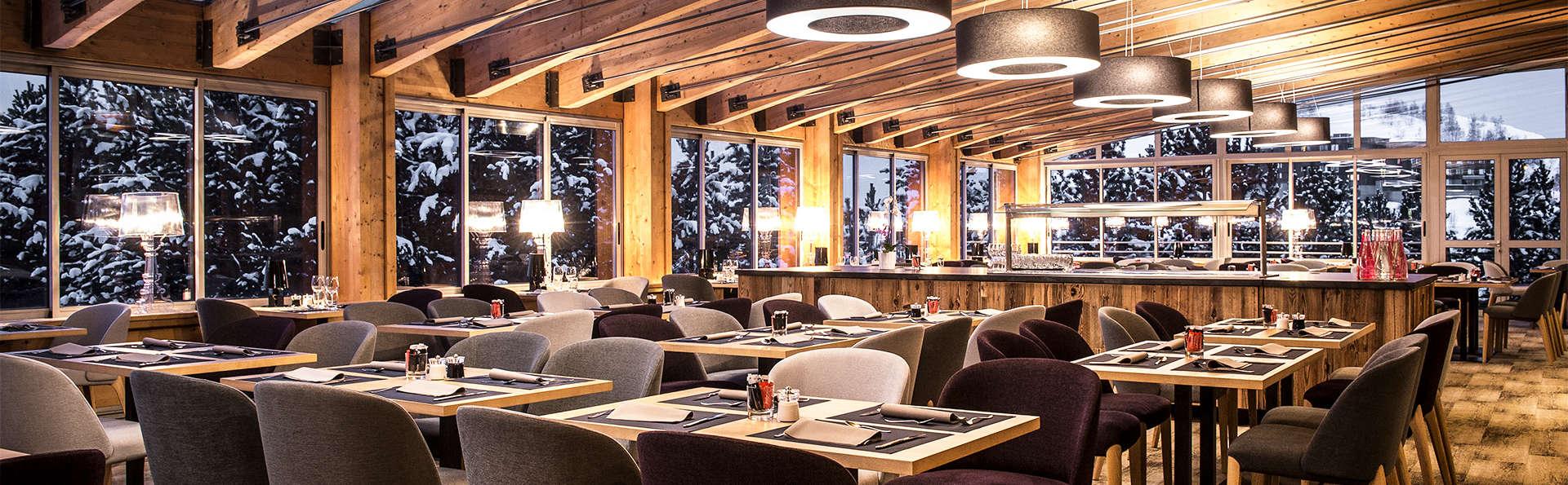 Escapade avec dîner et accès SPA au coeur de l'Alpe d'Huez